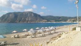 agios stephanos beach