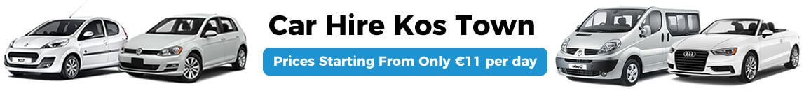 car hire kos town