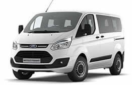 mini bus hire Kos airport