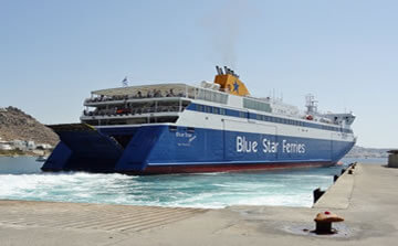 car hire kos ferry port